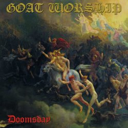 画像1: Goat Worship - Doomsday / CD