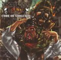 Nocturnal Fear - Code of Violence / CD