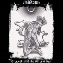 画像1: Malum - Crowned with the Serpent Sun / CD