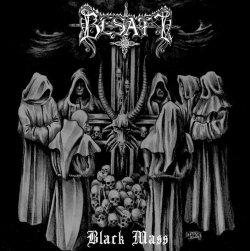画像1: [HMP 038] Besatt - Black Mass / CD