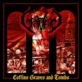 Gravered - Coffins Graves and Tombs / CD