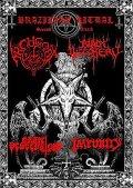 Grave Desecrator  / Impurity / Black Witchery / Archgoat - Brazilian Ritual - Second Attack / DVD