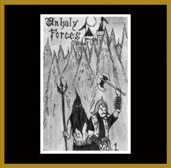 画像1: [ZDR 048] V/A - Unholy Forces Comp #1 / CD