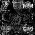 Wormreich / Diabolus Amator / Gravespawn / Vesterian - Infirmos Vocat Deus Fidei / CD