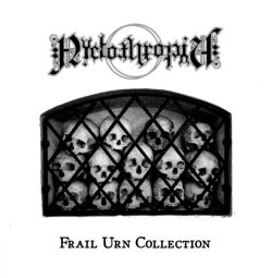 画像1: Nyctothropia - Frail Urn Collection / CD