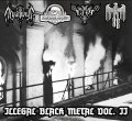 Aryanwulf / Zyklonkrieg 88 / 1389 / Battle Kommand 88 - Illegal Black Metal Vol. II / DigiCD