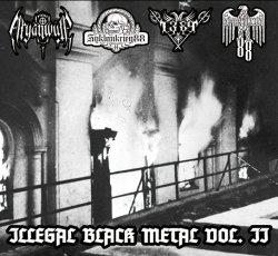 画像1: Aryanwulf / Zyklonkrieg 88 / 1389 / Battle Kommand 88 - Illegal Black Metal Vol. II / DigiCD