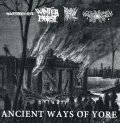 Nachtkrieger / Winterfrost / Alem-Hominem / Blood Ritual - Ancient Ways of Yore / CD