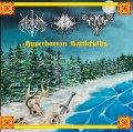 Niedfyr / Necro Forest / 1389 - Hyperborean Battlefields / CD