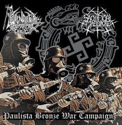 画像1: Ravendark's Monarchal Canticle / Sacrificial Massacre - Paulista Bronze War Campaign / CD