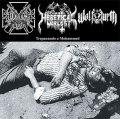 Winterfrost / Heretical Warlust / Wolfssturm - Trepanando a Mohammed / CD