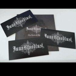 画像1: [ZDM 008] Juno Bloodlust - Logo / Sticker
