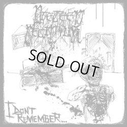 画像1: [HMP 009] Preteen Deathfuk - I Don't Remember... / CD