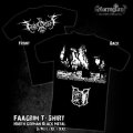 Faagrim  -  North Black Metal / T-Shirts