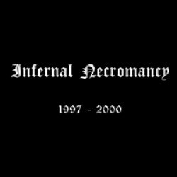 画像1: [ZDR 008] Infernal Necromancy - 1997-2000 / CD