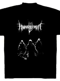 画像1: Hypothermia - Logo + Picture / T-Shirts