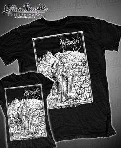 画像1: Asgrauw - Een maan, een horde/ T-Shirts