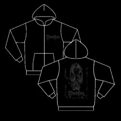 画像1: Mortifera - Japan Tour 2016 / ZIP Hooded