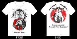 画像1: Horna - Kasteessa Kirottu / T-shirt