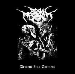 画像1: [ZDR 075] ZXUI MOSKVHA - Descent into Torment / CD
