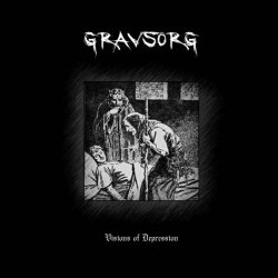 画像1: Gravsorg - Visions of Depression / CD