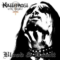 画像1: Nattefrost - Blood & Vomit / CD