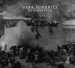 画像1: Dark Sonority - Kaosrekviem / DigiCD
