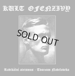 画像1: Kult Ofenzivy - Radikalni Ateismus - Tvurcum Nadcloveka / CD