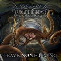 Apocalyptic Visions - Leave None Living / CD