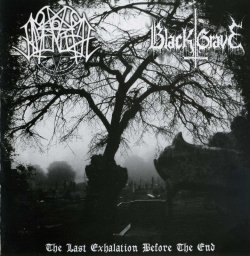 画像1: Nocturnal Amentia / Black Grave - The Last Exhalation Before The End / CD