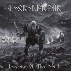 画像1: [HMP 022] Fjorsvartnir - Legions of the North / CD