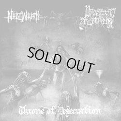 画像1: [HMP 023] Nadiwrath / Preteen Deathfuk - Throne Of Desecration / CD