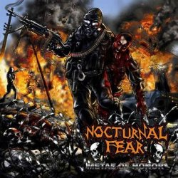 画像1: Nocturnal Fear - Metal of Honor / CD