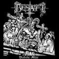Besatt - Diabolic Altar / CD