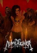 Nunslaughter - Upon the Altar/ DVDcaseCD