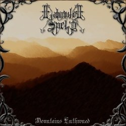 画像1: Labyrinth Spell - Mountains Enthroned / CD