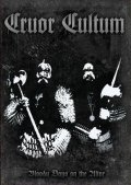 Cruor Cultum - Bloody Days on the Altar / A5DigiCD
