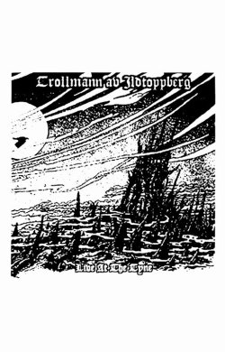 画像1: Trollmann Av Ildtoppberg - Live At The Tyne / DIY Tape