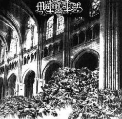 画像1: Mutiilation - Remains of a Ruined, Dead, Cursed Soul / CD