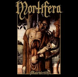 画像1: [ZDR 033] Mortifera - Maledictiih / CD