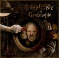Harmony in Grotesque - Painted by Pain / CD