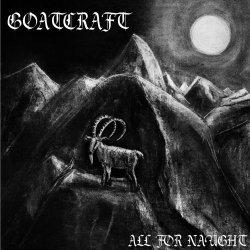 画像1: GoatCraft -  All for Naught / CD