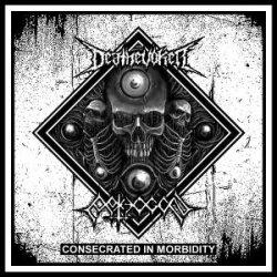 画像1: Pathogen / Deathevoker - Consecrated in Morbidity / CD