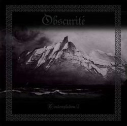 画像1: Obscurite - Contemplation II / CD