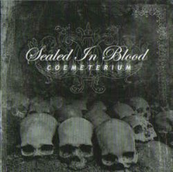 画像1: Sealed In Blood - Coemeterium / CD