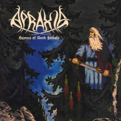画像1: Apraxia - Hymns of Dark Forest / CD