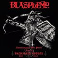 Blasphemy - Desecration of Sao Paulo - Live in Brazilian Ritual Third Attack / LP (Red Color)