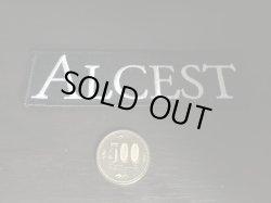 画像1: Alcest - Logo /  Patch