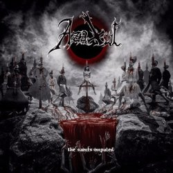 画像1: Azaxul - The Saints Impaled / CD
