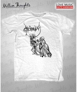 画像1: Asgrauw - Sluimerende Dood / T-Shirts
